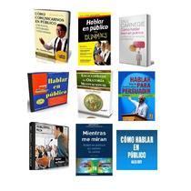 : Libros Pdf Y Audios Hablar En Publico: Oratoria. Pack