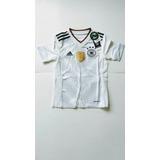 Camiseta Selección Alemania 2017 Titular Niño adidas Nueva