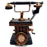 Telefone Decorativo Vintage Mod Cdr-103