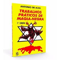 Livro Físico, Trabalhos Práticos De Magia Negra, Quimbanda