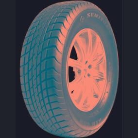 Neumático Sumitomo Htr60g S/c 185/60 R14