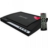 Dvd Player Com Entrada Usb E Função Ripping In1220 - Inovox