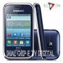 Samsung C3313 Dual Tv - Dual Chip, Tv Digital, Câmera 2mp