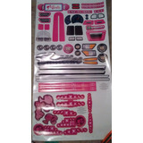 Calcomanias Power Wheels Cadillac Escalade Barbie Hd