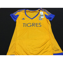 Jersey Tigres Uanl 2016 Adidas Local Climacool
