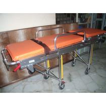 Camilla Para Ambulancia Con Ruedas