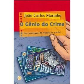 O Genio Do Crime Livro Joao Carlos Marinho