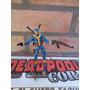 Deadpool Marvel Universe Infinite Coleccionable Comics X Men