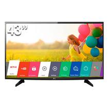 Televisor Smartv 43 Pulgadas Ful Hd Wifi-hdmi-usb Factura