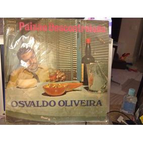 Lp Vinil Osvaldo Oliveira Paixão Descontrola