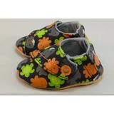 Zapato Stride Rite Pulpos Unisex Bebe 3-6 Meses Traido D Usa