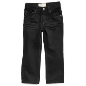 Jeans Negro Para Niño Epic Threads Talla 2t