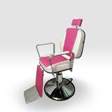 Poltrona Cadeira Barber Shop Para Cabeleireiro Ou Barbearia