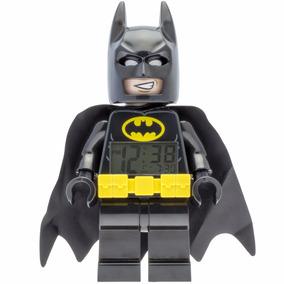 Lego Comics Dc Batman Reloj Despertador Buro Luz S Diego Vez