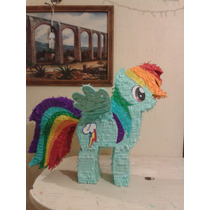 Piñatas My Little Pony Rainbow Dash Caricaturas