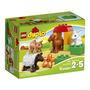 Juguete Lego Duplo Ville Animales De Granja Juego De Constr
