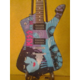 Guitarra En Miniatura Kiss Paul Stanley Ps10 Kruise Vi $ 100