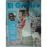 Revista El Grafico 2786 River Plate 2 Boca Juniors 1