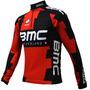 Camisa Ciclismo/mtb Manga Longa Ert Bmc (p-m-g-gg-3g)