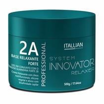 Innovator Base Relaxante Guanidina Forte Itallian Hair 500g