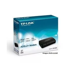 Modem Tp-link Td-8616 Adsl2 + Modem Tt