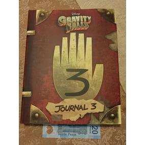 Diario 3 Gravity Falls Dipper Mabel Journal 3 Original *sk