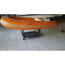Bote Inflável Arboat Modelo Ar300 Com Motor De Popa Mercury