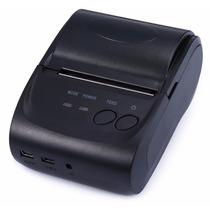 Combo Mini Impressora M58 5 Peças Promoção