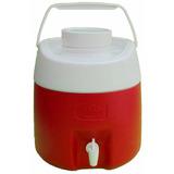 Garrafa Térmica 8 Litros / Botijão Água Torneira - Vermelho