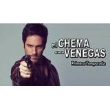 Serie El Chema Venegas 1ª Temporada 9 Dvd.