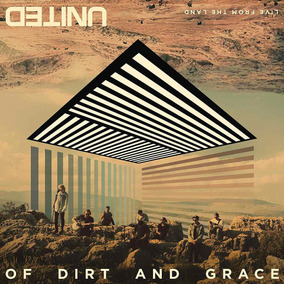 Cd Dvd Hillsong United Of Dirt And Grace Live Jerusalem 2016