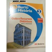 Livro História 2 Projeto Buriti Para Professor R7