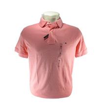 Camisa Tommy Hilfiger Masculina Rosa Original + Frete Grátis