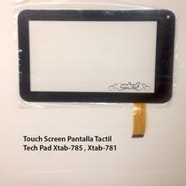 Touch Tech Pad Xtab 781 Hh070pg-031a Winok W70 Kdx Z7z67