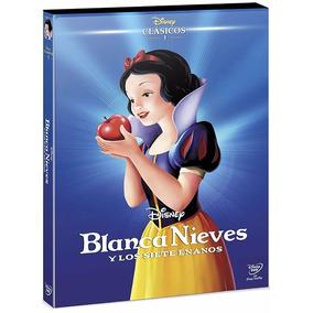 Blanca Nieves Y Los Siete Enanos Ed Diamante Pelicula Dvd