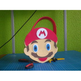 Dulceros De Foami Mario Bross