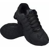 Nike Shox Nz 4 Molas Feminino E Masculino Original Promoção
