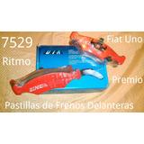 Pastillas De Frenos Delanteras 7529 Ritmo Fiat Uno Prem