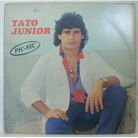 Lp Tato Junior - Pic-nic - 1986 - Tropical