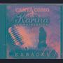 Cd Karaoke - Karina Canta Como La Princesita Nuevo