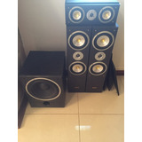 Equipo Audio 5.1 Profesional (permuto)