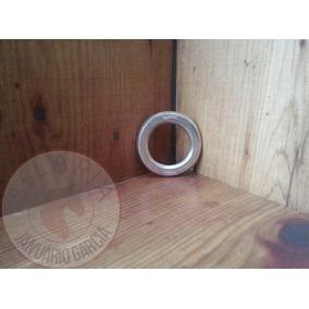 Argola Alpaca N 16 Corneta 4.0cm Ext Por 2.5cm Int Original