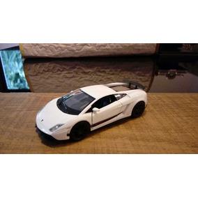 Lamborghini Gallardo Lp 570 Superleggera Miniatura 1/32