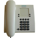 Teléfono Siemens Euroset 805 Blanco En Perfecto Estado