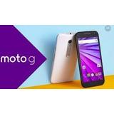 Telefono Celular Motorola G3 Somos Tienda Liberado Dual Sim