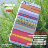 Capa Acrílica Senhor Do Bonfim Salvador Iphone 5 5s