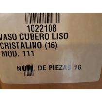 Vaso Cubero Liso