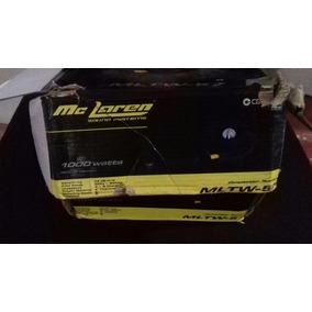 Bala Mc Laren De 1000 Watts Nueva