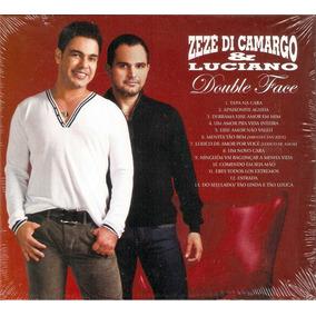 Cd Duplo Zezé Di Camargo & Luciano - Double Face - Novo***