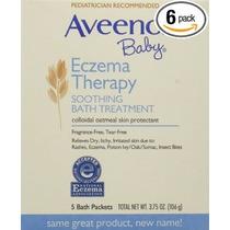 Aveeno Bebé Eczema Terapia Calmante Del Bebé Tratamiento De